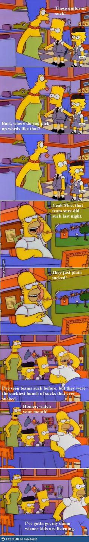 damn wiener kids! hahahhaha