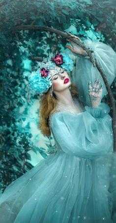 Fantasy Photography, Creative Photography, Fine Art Photography, Fantasy Art Women, Beautiful Fantasy Art, Female Portrait, Female Art, Amanda, Fairy Coloring Pages