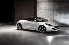 Peugeot Reveals New RCZ and RCZ R.