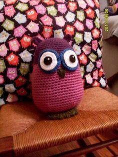 owl.  Free Pattern