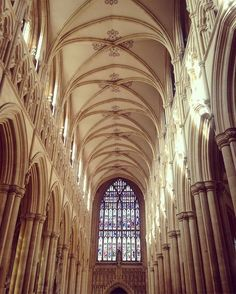 This week we are celebrating #victorianengland  #Didyouknow that @ITV's Victoria was filmed in #Yorkshire? #BeverleyMinster in East Yorkshire filled in as Westminster Abbey for the wedding scenes. Makes sense, considering the fact that the Abbey is in many ways a replica of Beverley Minster 👑⛪️ #England #travelgram #travelinspo #queenvictoria #architecture