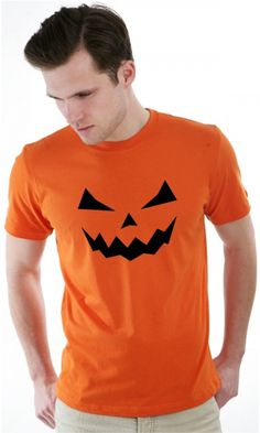 camiseta - abóbora halloween - Camisetas Era Digital