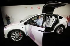 """SAN FRANCISCO, United States—Tesla added autopilot that can even parallel park to thousands of its Model S cars already on the road with a software update sent out over the air Wednesday. READ: Tesla launches Model X electric SUV  Self-driving capabilities—previously limited to cars tested by technology titans such as Google—hit the streets """"overnight"""" with the latest Tesla Version 7.0 software. """"We're being especially cautious at this early stage so we are advising drivers"""