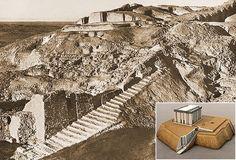 Disso Voce Sabia?: Templo de ANU (deus de Nibiru) em Uruk (UR) cidade...