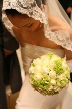 新郎新婦様からのメール モッコウバラ マエストロ : 一会 ウエディングの花