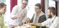 Los quesos de Poncelet entran en Al Trapo #gastronomia