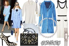 30s: Opt for ladylike pieces and luxe extras