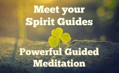 A meditation like this helped me to connect with my spirit guides. Those who are looking for the connection I hope this helps you to meet your guide(s) or at...