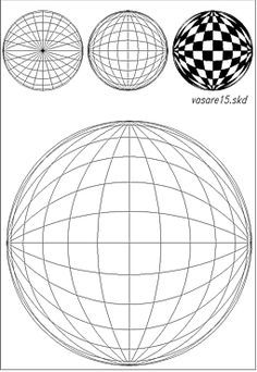 op art ornament lesson - Google Search                                                                                                                                                                                 More