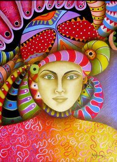 SUEÑO (Dreams) LUCUMI  - Jorge Luis Rosensvaig, cultura colombiana