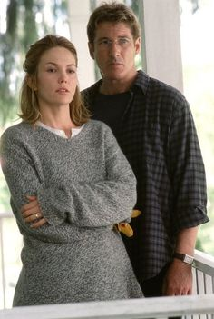 Still of Richard Gere and Diane Lane in Unfaithful (2002)