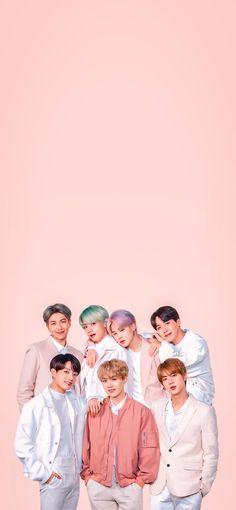 Bangtan boys or BTS is one of the famous boy group in global they debut under BigHit Entertainment i Bts Taehyung, Bts Jimin, Suga Rap, Bts Bangtan Boy, Bts Lockscreen, Foto Bts, Wallpaper Winter, V Bts Wallpaper, Bts Group Photo Wallpaper