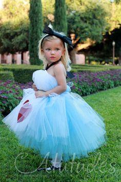 Atutudes Wonderland Tutu Dress by atutudes on Etsy, $49.95