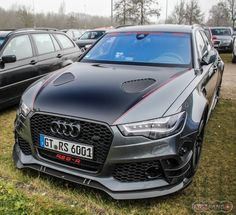 Audi RS6 mod - ABT RS6-R Audi A6 Rs, Audi Rs6, Volkswagen Group, Performance Cars, Amazing Cars, Awesome, Modified Cars, Hot Cars, Motor Car
