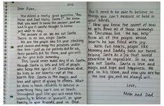 «Μαμά, εσύ είσαι ο Άγιος Βασίλης