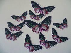 Butterflies 365: Raising awareness for Lafora Disease. Visit www.beckysdream.org to help!!