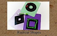 Racecar Shapes
