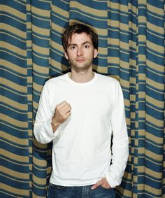 David Tennant. Absolutely adorkable.