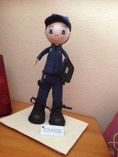 Fofu policía nacional