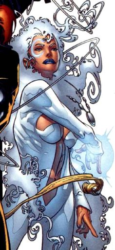 Dagger by Joe Quesada ... where's Cloak??