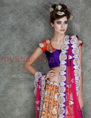 Asha & Gautam Gupta bridal collection - wedding dress collection | My Shaadi