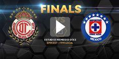 Toluca vs Cruz Azul en vivo por internet � Final Concacaf 2014