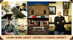 LOVERA'S Famous Italian Market. Krebs, OK.     If you're ever in the McAlister, OK area, take the 'Krebs' exit, just a short drive to the best Italian Market.     They have an online store too!