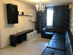 Sos. Berceni, inchiriere ap. 4 camere mobilat Beautiful Homes, Couch, Modern, Furniture, Home Decor, House Of Beauty, Settee, Trendy Tree, Decoration Home