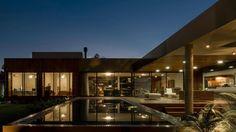 Rmk! Arquitetura Design a Contemporary Home at Praia do Laranjal