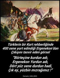 #Tarih #Türk #Ergenekon #Börteçine #Kurt #Bozkurt