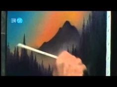 Bob Ross The Joy of Painting S23 10 Falls in the Glen - YouTube