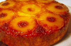 Bolo Caramelizado de Abacaxi Family Meals, Pineapple, Deserts, Pudding, Fruit, Healthy, Recipes, Custo, Food