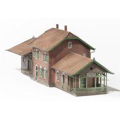 H0 MBZ Bahnhof Gutach, Bausatz im Conrad Online Shop   403257