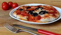 pizza senza glutine con grano saraceno