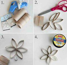 اشغال يدوية بسيطة لتزيين المنازل