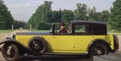 The Yellow Rolls Royce — Gentleman's Gazette