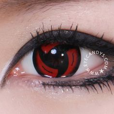 Ready for Halloween? No ghoulish look is ever complete without the perfect pair of costume contact lenses! We developed the costume contact lenses for cosplay enthusiasts who want to replicate the look of their favorite character with perfection. Special Effect Contact Lenses, Black Contact Lenses, Cool Contacts, Colored Eye Contacts, Pretty Eyes, Cool Eyes, Shippuden Sasuke Uchiha, Color Contacts For Halloween, Character
