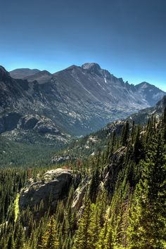 Longs Peak, Colorado (HDR) | Flickr - Photo Sharing!