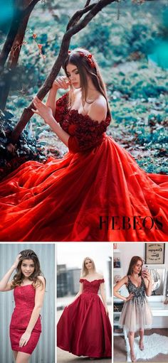 Look chic and sophisticated with Hebeos prom dresses. 28 colors available! Don& wait any longer! Affordable Prom Dresses, Cute Prom Dresses, Prom Outfits, Homecoming Dresses, Pretty Dresses, Wedding Dresses, Fashion Outfits, Girl Outfits, Stylish Outfits