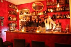 One bar to check out: the Jerry Thomas Project in Rome is one of the world's 50 best bars!