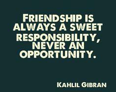 Khalil Gibran.