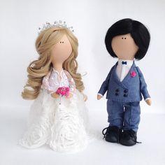 wedding tusa with black haird groom