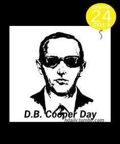 D.B. Cooper Day!