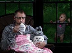 Être un bon père pour ses enfants