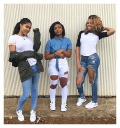 """""""At school w. Ma girls ❤-Shania"""" by augustalsinaswifeee ❤ liked on Polyvore"""