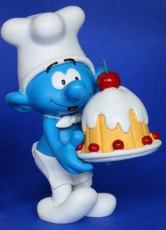 Smurf Happy Birthday by oli krüger on 500px