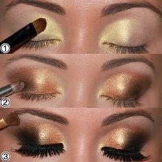 Sombras doradas