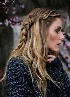 Stylish Braided Hairstyles for Spring 2018