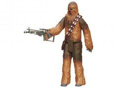 Disney - Star Wars Chewbacca com Acessório 30,5cm - Hasbro