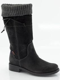 FRODDO shoes -416060  Кожна чизма со страничен патент. Анатомска со кожна влошка, лесно свитлива и иделана за секое стапало. Производство на Ivancica- Р Хрватска    http://shopping.tc.mk/zhenski-chizmi/c/167571